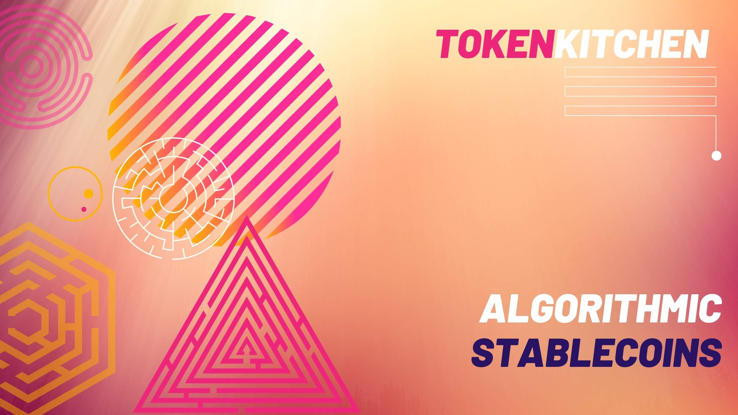Algorithmic Stablecoins Cover Photo